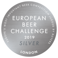 European Beer Challenge 2019 Silver Low Res