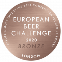 European Beer Challenge 2020 Bronze