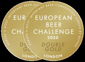 European Beer Challenge 2020 Double Gold