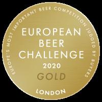 European Beer Challenge 2020 Gold