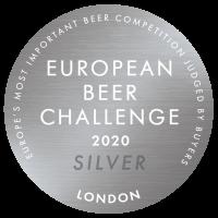 European Beer Challenge 2020 Silver