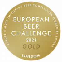 European Beer Challenge 2021 Gold
