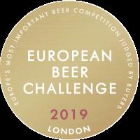 European Beer Challenge logo 2019