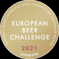 European Beer Challenge logo 2021